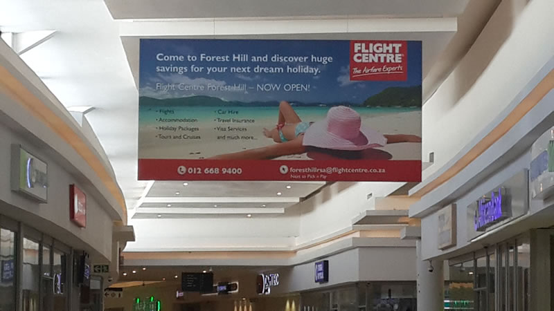 Mall Advertising